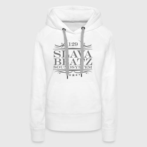 Slava Beatz Logo - Frauen Premium Hoodie