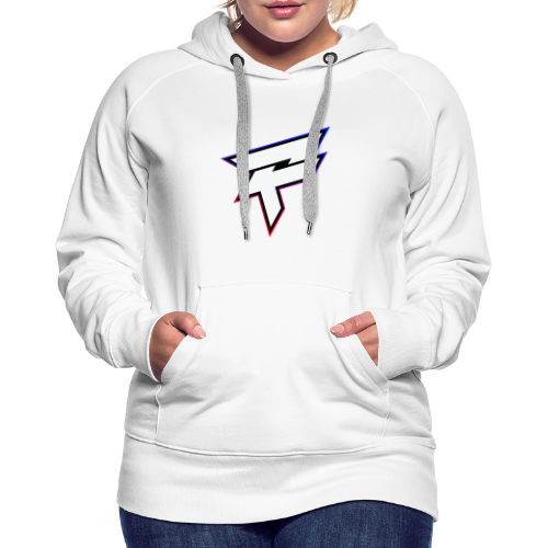 Pozyh Logo - Frauen Premium Hoodie