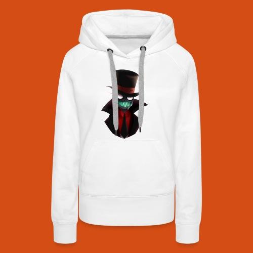 the blackhat - Vrouwen Premium hoodie