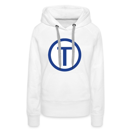 techwiz logo - Women's Premium Hoodie