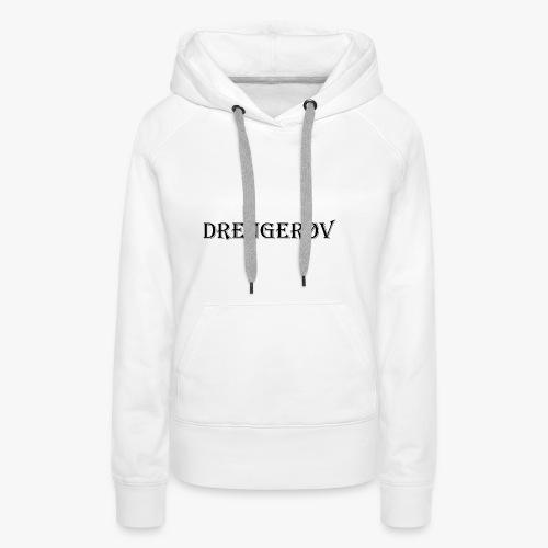 Drenger vLogo - Women's Premium Hoodie