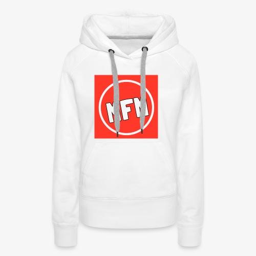 MrFootballManager Clothing - Women's Premium Hoodie