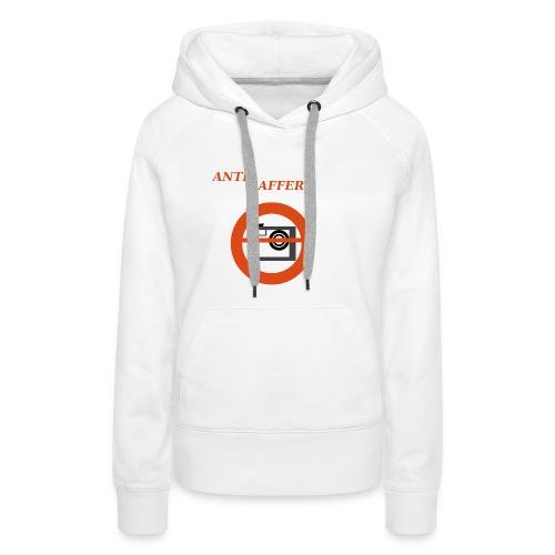 Anti Gaffer - Frauen Premium Hoodie