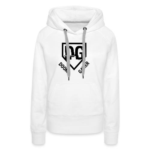 Doomgamer htc een hoesje - Vrouwen Premium hoodie