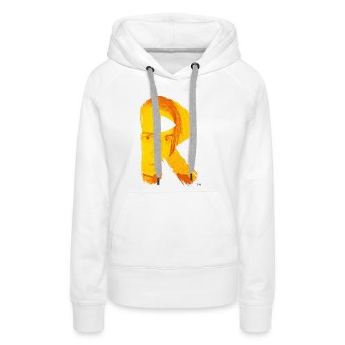 RaG Gaming™ small logo - Premium hettegenser for kvinner