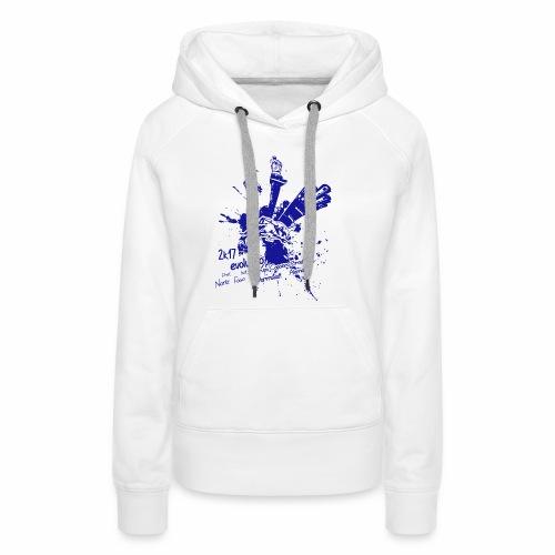 blue - Frauen Premium Hoodie