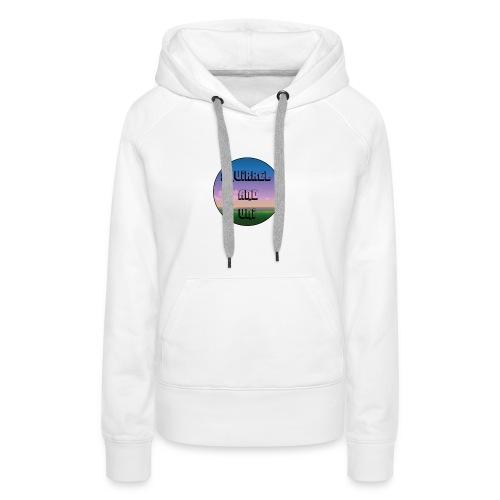 Squirrel And Uni Hoesje - Vrouwen Premium hoodie