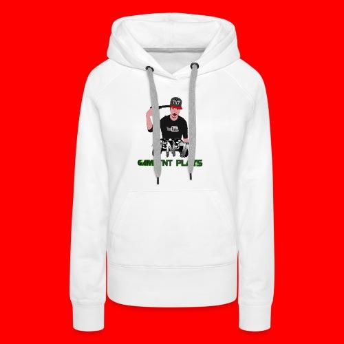 FK MY LIFE YT PREMIUM - Frauen Premium Hoodie