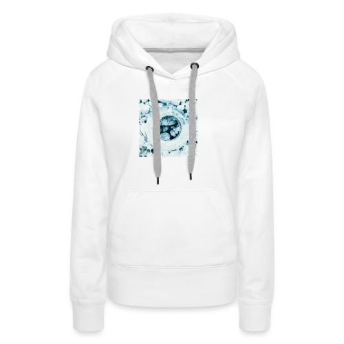 Flutkreis - Frauen Premium Hoodie