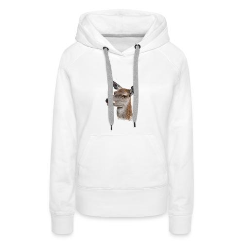nasty goat - Vrouwen Premium hoodie