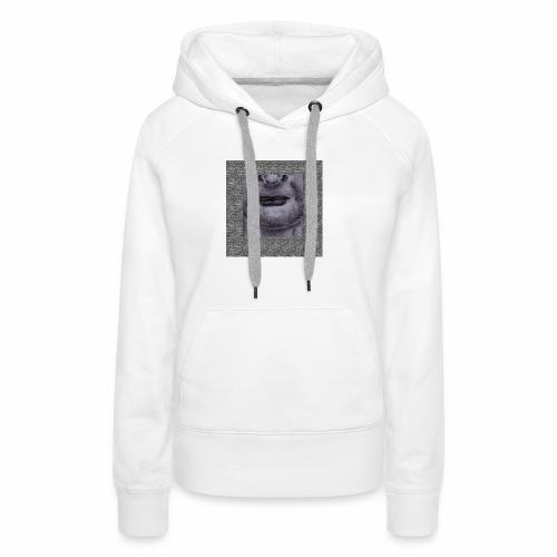 chute - Sweat-shirt à capuche Premium pour femmes