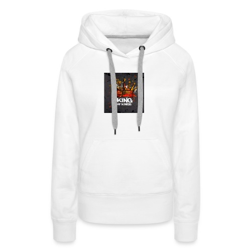 King of kings - Frauen Premium Hoodie