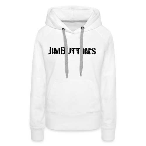 JimButton's girly pinky - Frauen Premium Hoodie