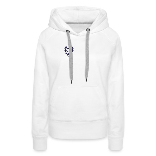 Crashtuber merchandise - Vrouwen Premium hoodie