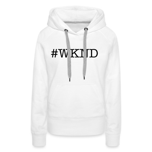 Weekend - Sweat-shirt à capuche Premium pour femmes
