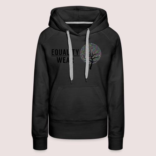 Musical Equality Edition - Women's Premium Hoodie