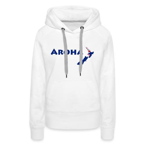 Aroha - Sport - Frauen Premium Hoodie