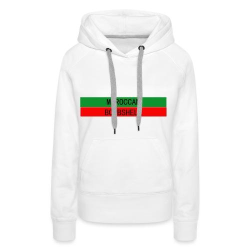 Moroccan Bombshell - Frauen Premium Hoodie