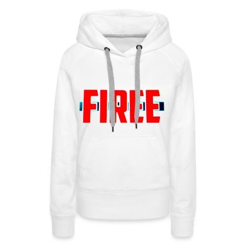 FIREE - Women's Premium Hoodie