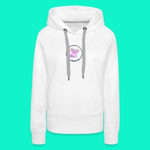 K LESEDI's - Vrouwen Premium hoodie