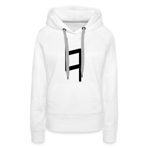 holy brand shirt, black - Frauen Premium Hoodie