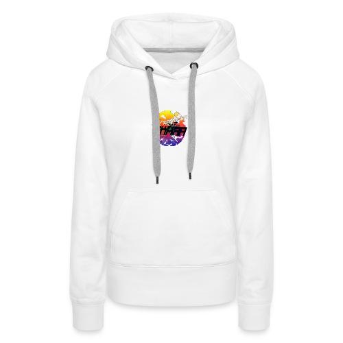 The ting goes SKRAA - Vrouwen Premium hoodie