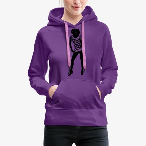 BHOF nainen - Women's Premium Hoodie
