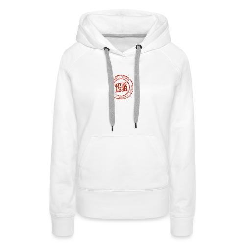 best-seller - Sweat-shirt à capuche Premium pour femmes