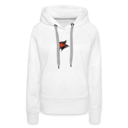 New T shirt Eagle logo /LIMITED/ - Women's Premium Hoodie