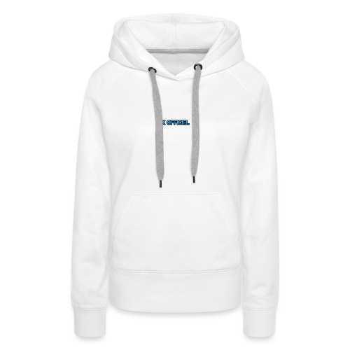 JLK officiel - Sweat-shirt à capuche Premium pour femmes