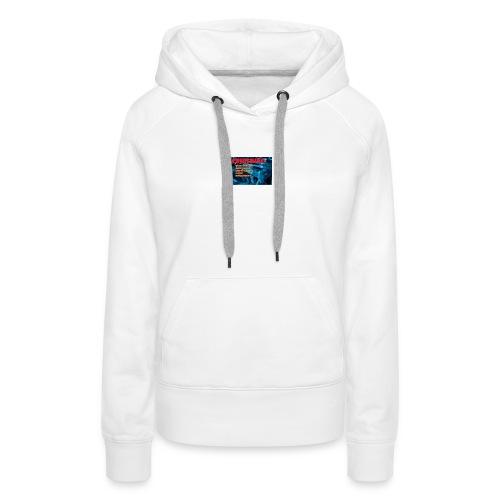 genser - Premium hettegenser for kvinner
