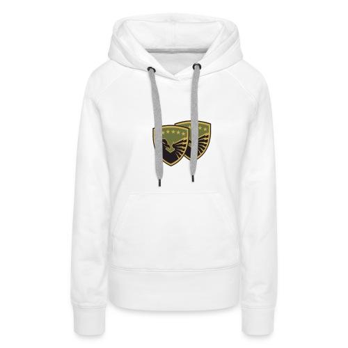 Forcat e Armatosura të Ko - Frauen Premium Hoodie
