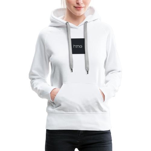 hmg - Dame Premium hættetrøje