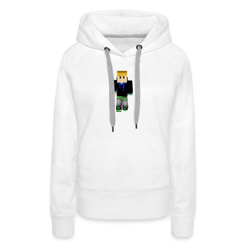 dominikplay 3D 2 png - Frauen Premium Hoodie
