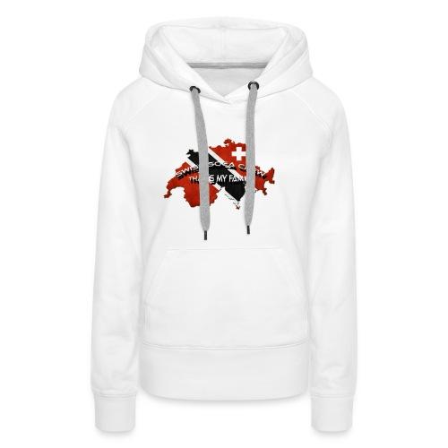 SwissSocaCrewShirt - Frauen Premium Hoodie