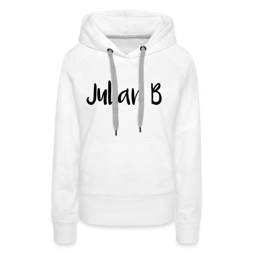 Julian-B-Merch - Premium hettegenser for kvinner
