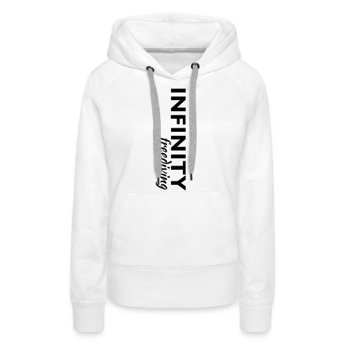 Infinity - Frauen Premium Hoodie
