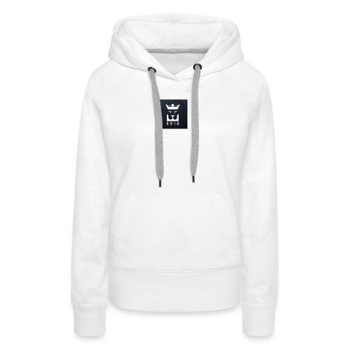 Official Raid Logo T-Shirt - Vrouwen Premium hoodie