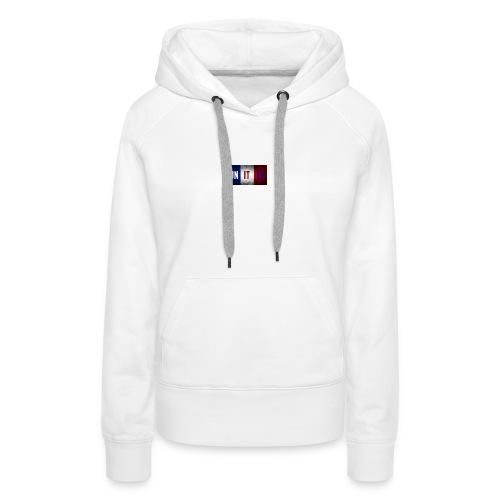 FRANCE - Sweat-shirt à capuche Premium pour femmes
