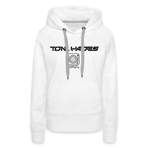 logo rhythm converte77944e - Vrouwen Premium hoodie