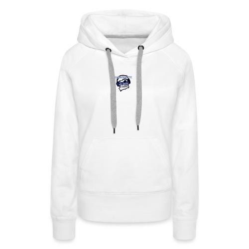 hamdenbette - Dame Premium hættetrøje