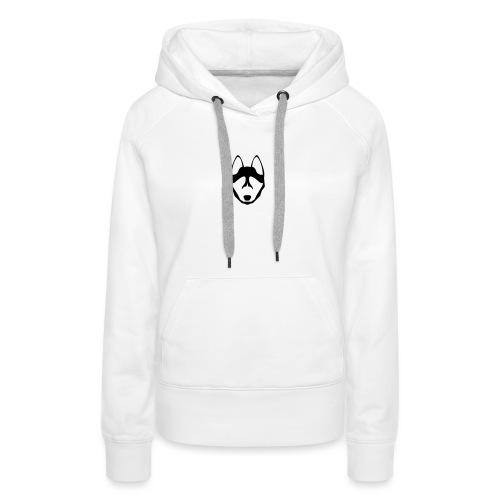 Husky - Sweat-shirt à capuche Premium pour femmes