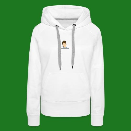 Heren t--shirt cartoon Lewis - Vrouwen Premium hoodie