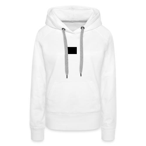 index - Sweat-shirt à capuche Premium pour femmes