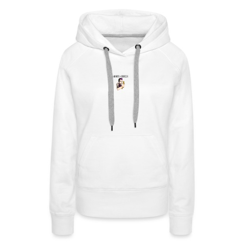 Wiimote warrior - Women's Premium Hoodie