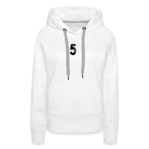 5 - Women's Premium Hoodie
