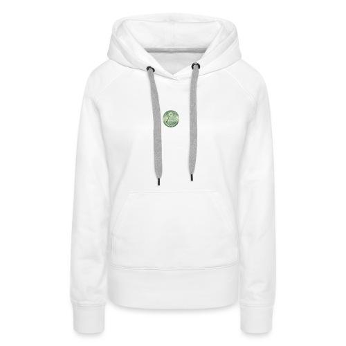 200px-Eye-jpg - Sweat-shirt à capuche Premium pour femmes