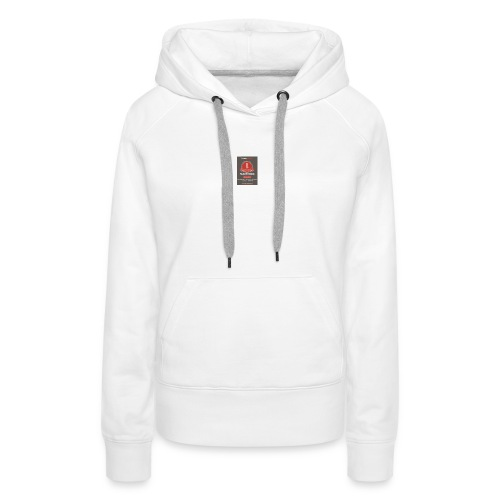 ^ - Sweat-shirt à capuche Premium pour femmes