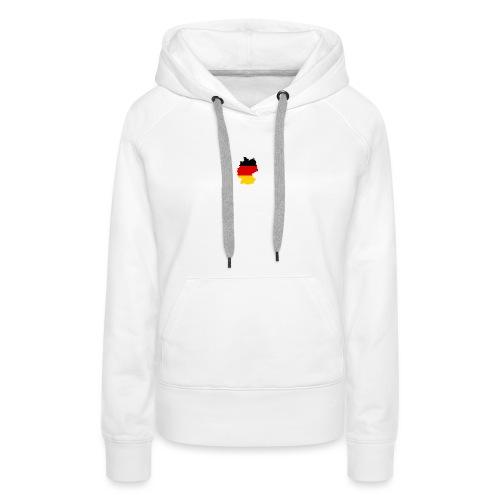Deutschland - Frauen Premium Hoodie
