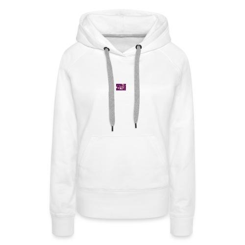 Banier_FrostBreker_2 - Sweat-shirt à capuche Premium pour femmes